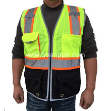 breathable cheaper high vis reflective safety vest